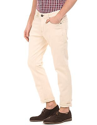 Arrow Sports Washed Slim Fit Jeans