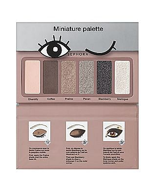 Sephora Collection Miniature Palette