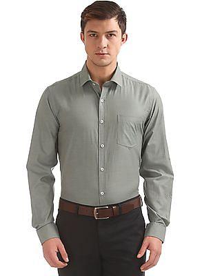 Excalibur Regular Fit Long Sleeve Shirt