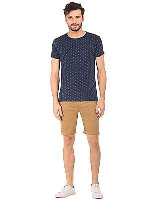 Ed Hardy Slim Fit Printed T-Shirt
