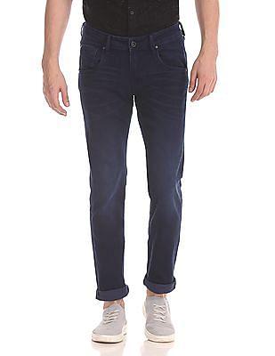 Flying Machine Jackson Skinny Fit Dark Wash Jeans