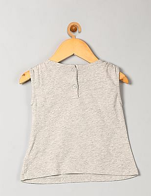 GAP Baby Embellished Graphic Tee