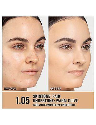Smashbox Studio Skin Full Coverage 24 Hour Foundation - Shade 1.05