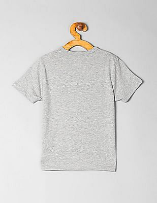 GAP Toddler Boy Short Sleeve Logo T-Shirt
