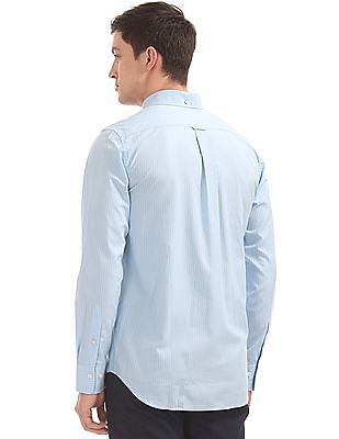 Gant The Broadcloth Pinstripe Regular Button Down Shirt
