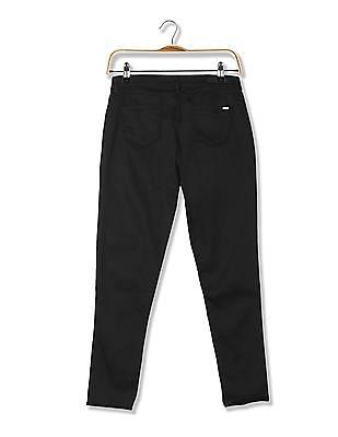 Flying Machine Women Skinny Fit Rinsed Jeans