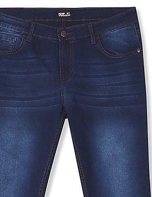 Newport Skinny Fit Stone Wash Jeans
