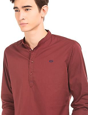 Colt Slim Fit Popover Shirt