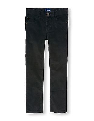 The Children's Place Boys 5-Pocket Corduroy Trousers
