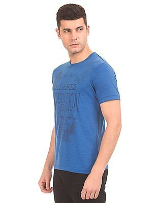 Cherokee Printed Slim Fit T-Shirt