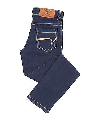 Cherokee Boys Mid Rise Slim Fit Jeans