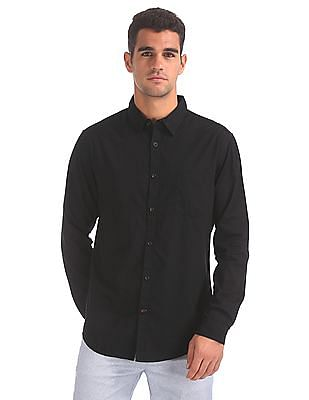 Roots by Ruggers Slim Fit Long Sleeve Shirt