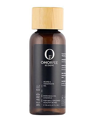 OMORFEE Beard and Moustache Oil
