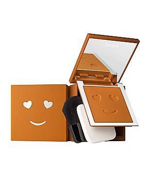 Benefit Cosmetics Hello Happy Velvet Powder Foundation - Shade 10