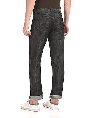 Flying Machine Freddie Slim Fit Bootcut Jeans