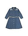 Cherokee Girls Polka Dot Shirt Dress