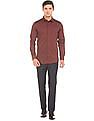 Arrow Newyork Concealed Placket Slim Fit Shirt