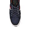 U.S. Polo Assn. Contrast Panel Washed Sneakers