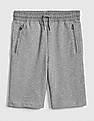 GAP Boys Heathered Knit Shorts