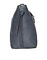 U.S. Polo Assn. Women Magnetic Snap Solid Sling Bag