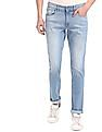 U.S. Polo Assn. Denim Co. Blue Brandon Slim Tapered Fit Mid Rise Jeans