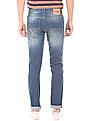 Newport Stone Wash Slim Fit Jeans