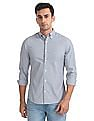 Gant Tech Prep Broadcloth Stripe Slim Button Down Shirt