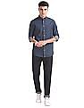 Gant Tech Prep Bio Indigo Chambray Button Down Shirt