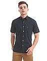 Arrow Sports Short Sleeve Check Shirt