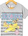 Day 2 Day Boys Crew Neck Scooby Doo Print T-Shirt