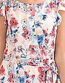 Elle Princess Panel Belted Dress