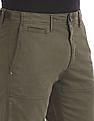 U.S. Polo Assn. Denim Co. Austin Trim Fit Panelled Trousers