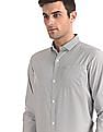 Excalibur Long Sleeve Mitered Cuff Shirt - Pack Of 2