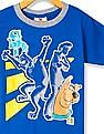 Day 2 Day Boys Crew Neck Scooby Doo Graphic T-Shirt