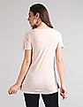 GAP Short Sleeve Heathered T-Shirt