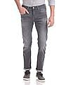 Flying Machine Jackson Skinny Fit Whiskered Jeans